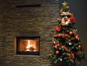 【ホットワイン】と【クリスマス ワインコース】