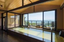 隣接旅館「浜湖月」温泉大浴場【 再 開 】