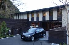 「台ヶ岳」最寄りバス停より送迎サービス開始いたしました。